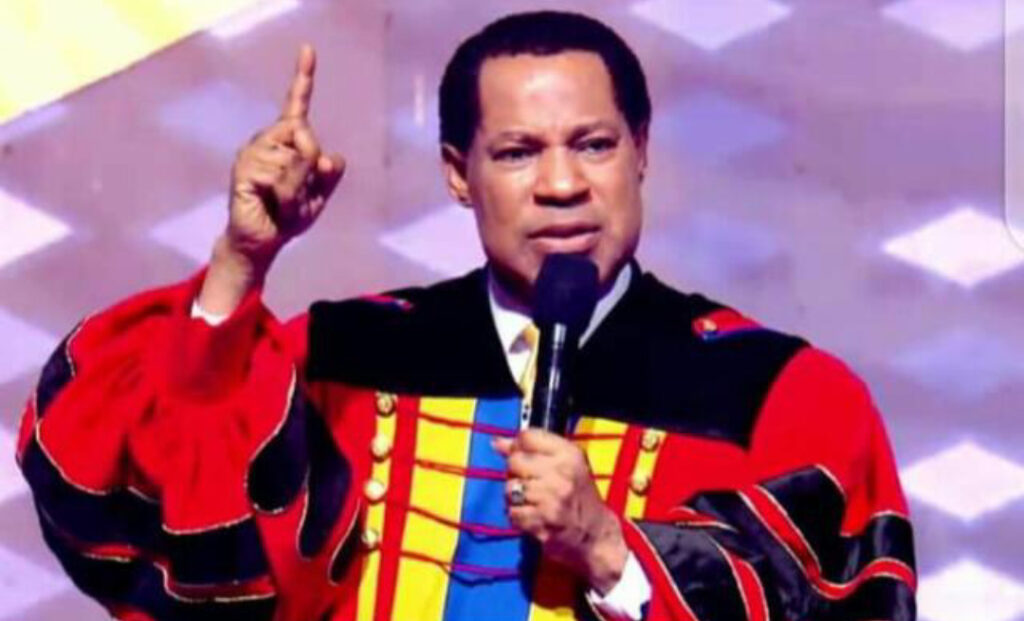 JUST IN: Oyakhilome's Loveworld fined N65m for misinformation on COVID-19