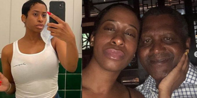 """I Dated The Richest Black Man In The World, He Broke My Heart"" – U.S Based Lady Narrates Her Encounter With Aliko Dangote"