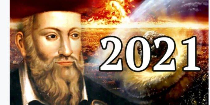 Nostradamus Predictions 2021