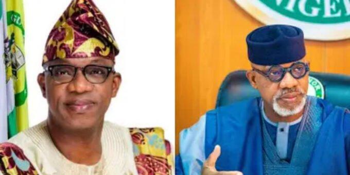 Nigerians react as Gov. Dapo Abiodun shows off new look
