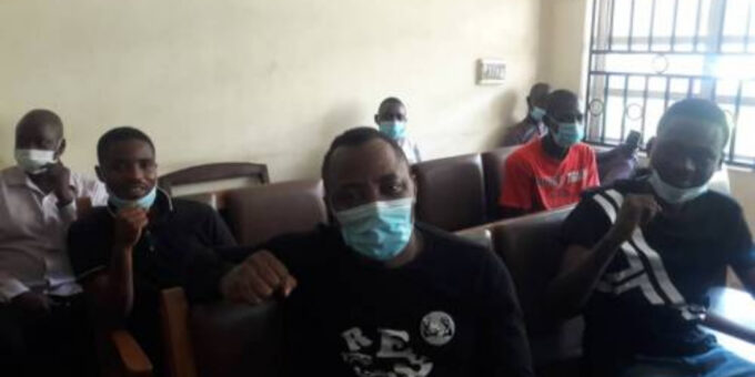 Police Arraign Sowore, Others