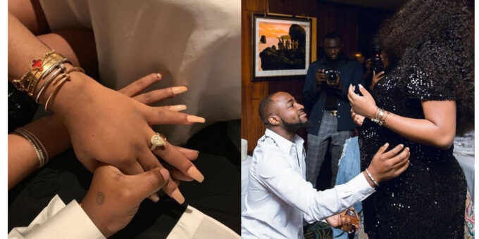 Countdown To #Assurance2021: Davido Has 360 Days To Marry Chioma As He Promised In 2019 And 2020