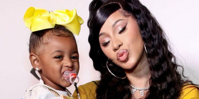 Woman calls out Cardi B for protecting her daughter from her song, rapper reacts