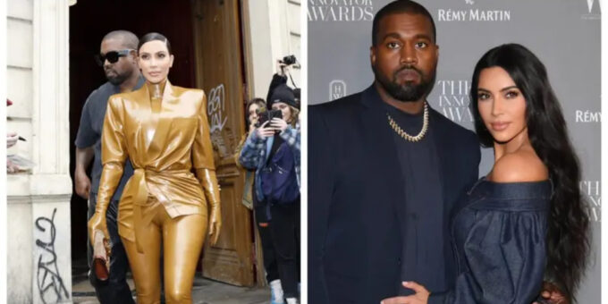 This Is The Real Reasons Why Kim Kardashian is divorcing Kanye West