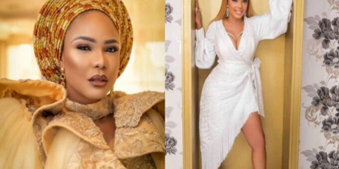 Actress Iyabo Ojo Reveals Plan For Her Late Mum