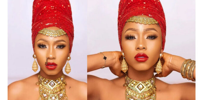 """""""A Merciful Queen With No Prisoners"""" – Mercy Eke Says As She Shares Breathtaking Photos"""