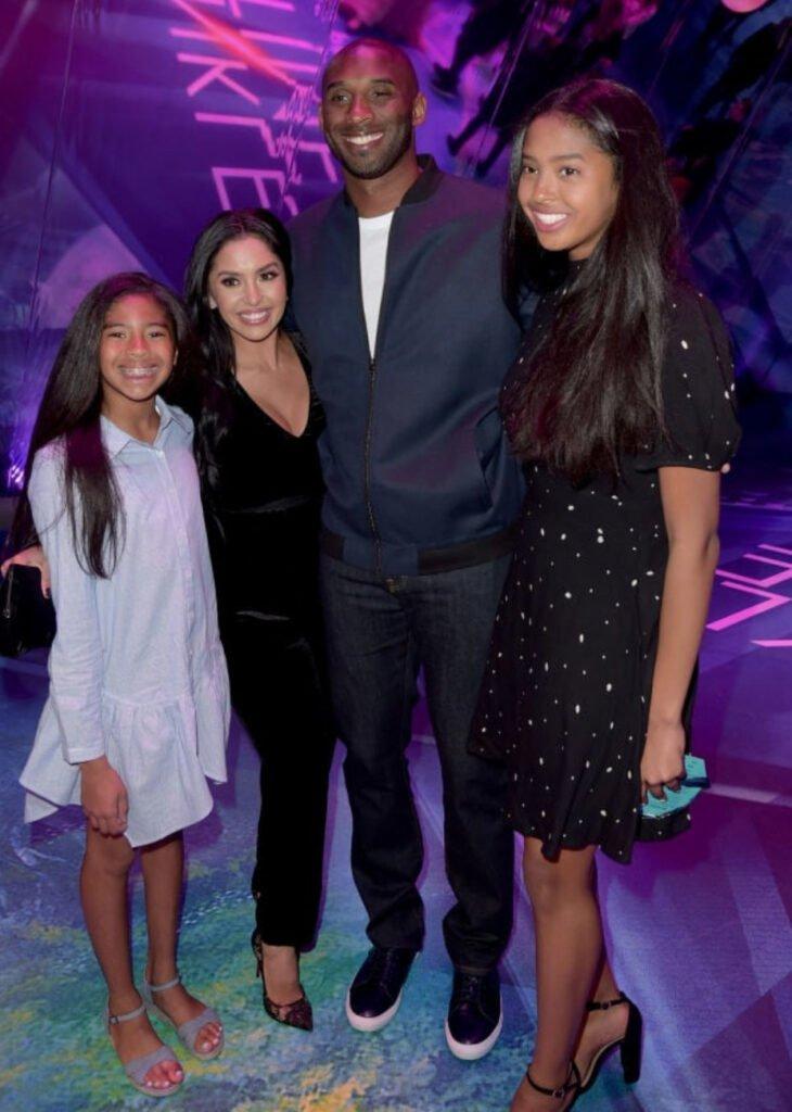 Kobe Bryant kids
