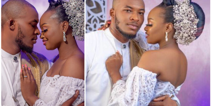 BBN Eric Causes Confusion On Social Media With Wedding Photos