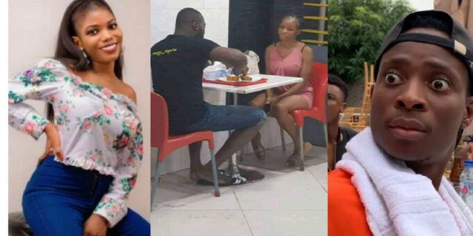 Man Shows Lady Pepper At Restaurant After She Asked Her Out And She Brought Along Two Friends