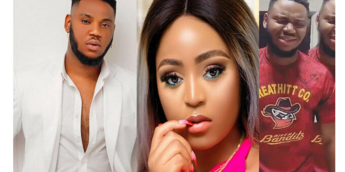 Somadina Adinma Bans Fans From Mentioning Former Girlfriend, Regina Daniels' Name Under His Posts
