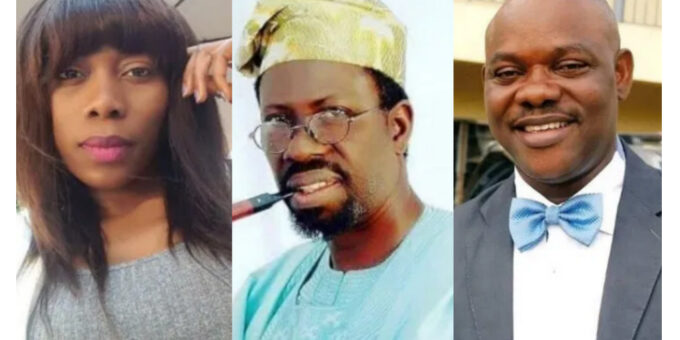 Nollywood Actors Who Died In 2020