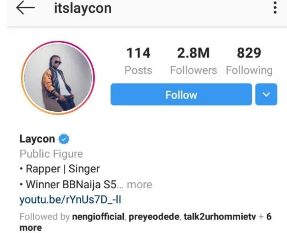 BBNaija: Nengi Hits 2M Followers On Instagram