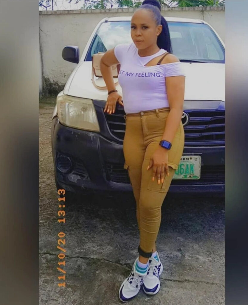 See Photos Of The Beautiful NYSC Member Who Killed A Man She Hooked Up With And Was Caught Instantly