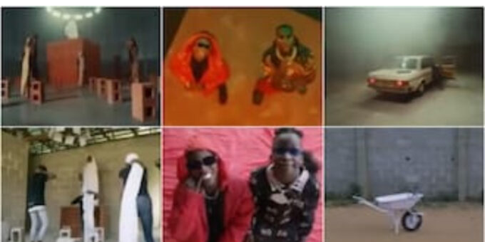 Fans say they prefer Ikorodu Bois Ginger version to Wizkid, Burna Boy's video