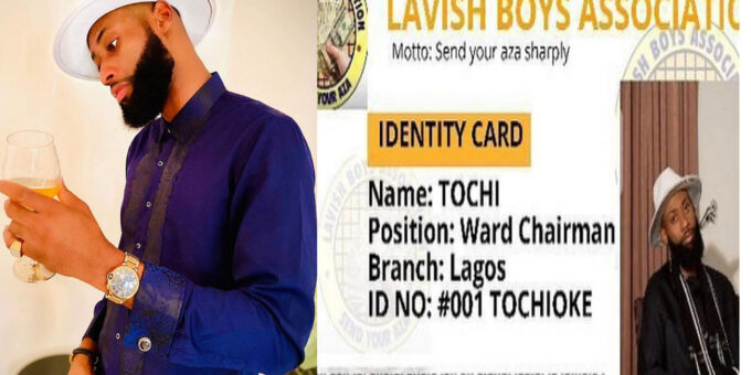 """""""We Can't Afford To Be Stingy This Year"""" – BBNaija's Tochi Joins 'Lavish Boys Association'"""