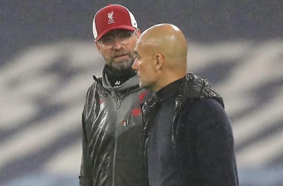 Liverpool vs. Man United