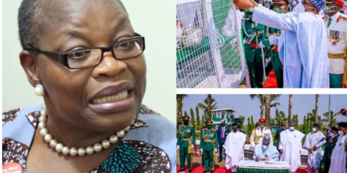 Hours After Buhari Released Pigeons And They Refused To Fly, See What Oby Said That Got Reactions