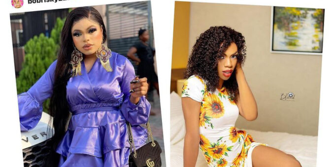 After His Brawl With James Brown, See How Bobrisky Apologized To Him And His Lovely Fans