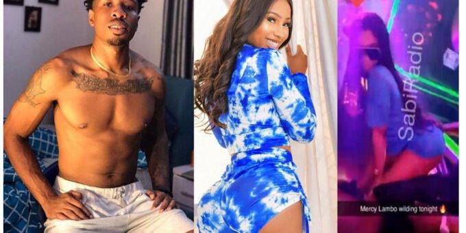 BBNaija: Hours After Mercy Eke Dropped Tw3rking Video, Ike Onyema Flaunts Video Of Himself In Bed With 2 Ladies