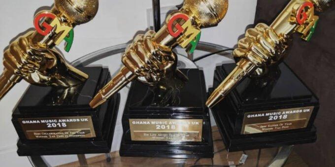 Awarded Ghana Musician
