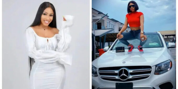 """Save Yourself From Depression, Take That Weight Off Your Chest"""" – Mercy Eke Advises Fans"""