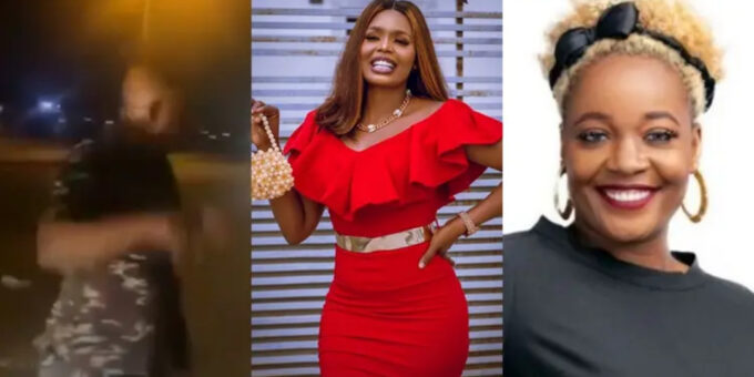 BBNaija Lucy and Kaisha harassed by police officers in Lagos