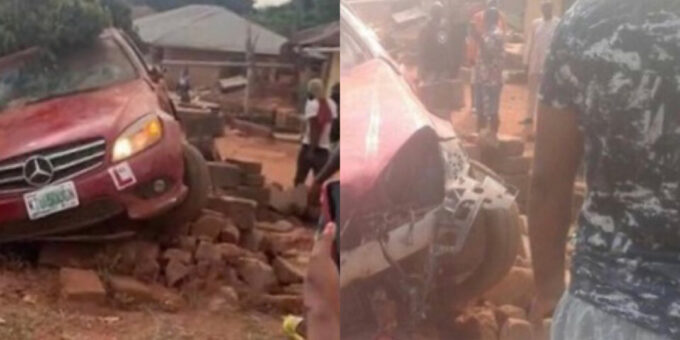 Learner Crushes 6 Children Of Same Parents In An Attempt To Dodge Pothole