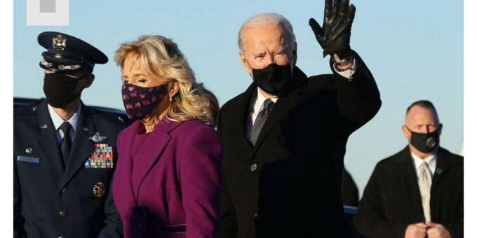 President Biden's inaugural address: Read transcript from Inauguration Day 2021