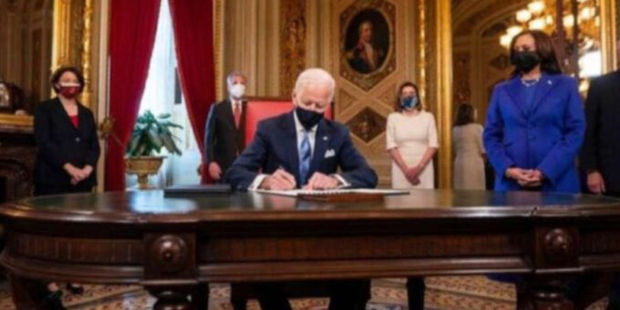 Joe Biden cancels Trump's travel ban on Nigeria, other countries