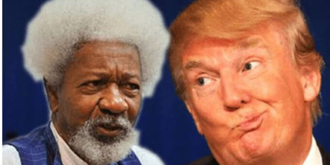 'I'm not interested in applying for fresh Green Card soon' — Wole Soyinka on Trump's exit