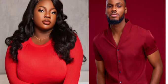 "BBNaija: ""Shut Up Please, I Hate Lies"" – Prince And Dorathy Drag Each Other"