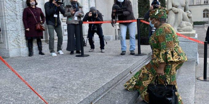 PHOTOS: Ngozi Okonjo-Iweala Officially Resumes As WTO DG