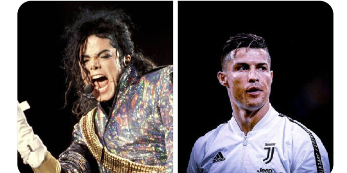 Nigerians drag Twitter user who said Messi and Ronaldo are popular than Michael Jackson