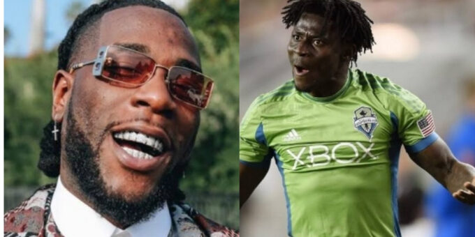 Burna Boy Allegedly Confronted Obafemi Martins, Asked Him To Prostrate Before Him