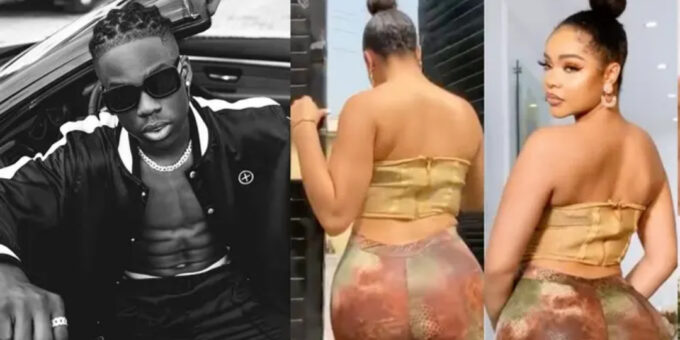 #BounceChallenge: Rema gushes over Nengi Video