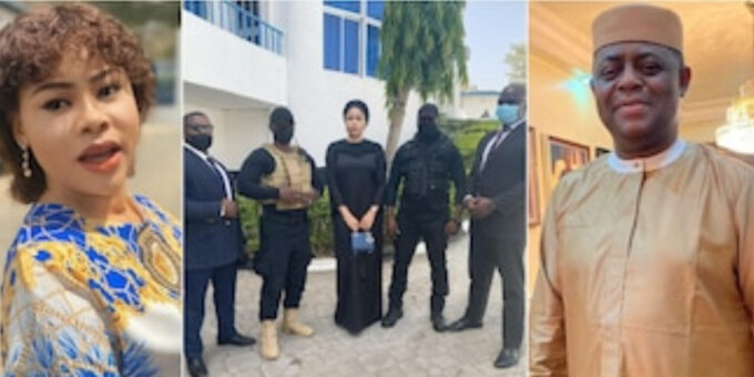 I'm coming for you: Femi Fani-Kayode's ex-wife Precious declares 'war' on politician over her kids