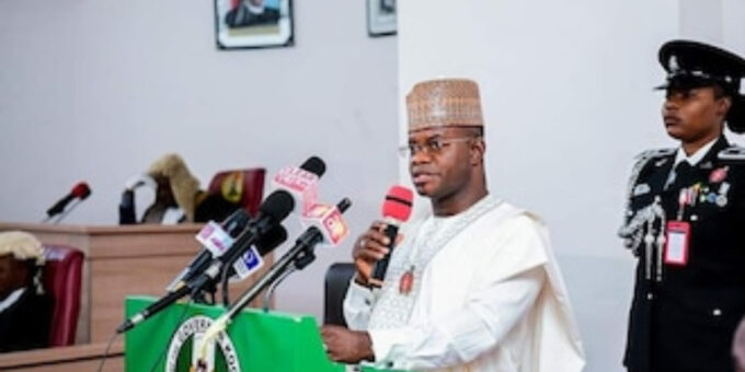 Nigerian governor, Yahaya Bello reveals why he will never take COVID-19 vaccine