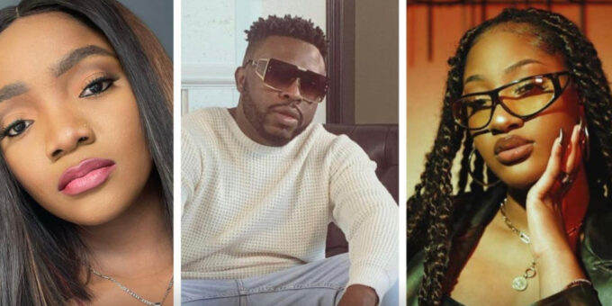 Simi cancelled Samklef for sexualizing singer Tems