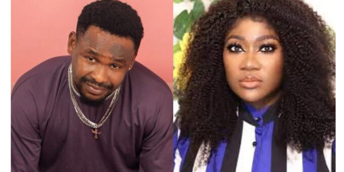 I'm Waiting To See Your Future Wife Soon- Mercy Johnson Tells Zubby Michael