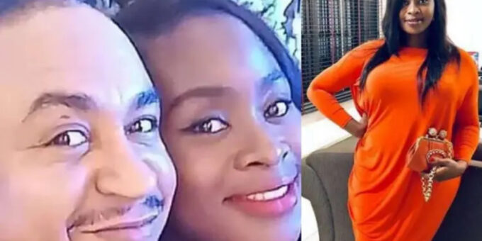 Daddy Freeze's partner Benedicta alleges she was assaulted by her ex-husband