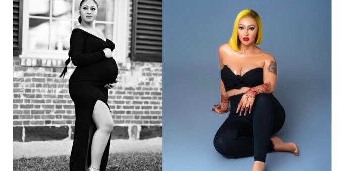 """""""God Is Involved"""" – Rosy Meurer Writes As She Welcomes Her First Child"""