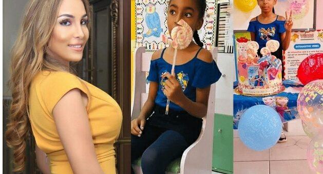 """I Am So Proud Of You"" – Laila Nwoko Celebrates Daughter's Birthday"