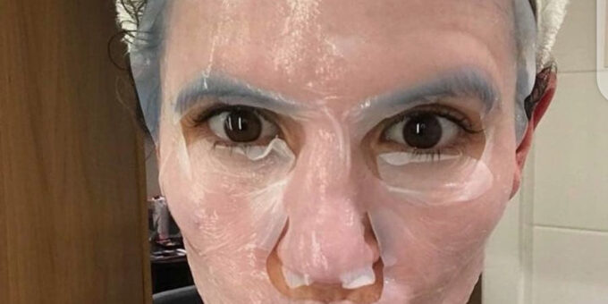 aloe vera on face overnight