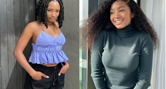 """""""Me And My Big Forehead Made It To Accra"""" – Temi Otedola Says As She Lands In Ghana"""