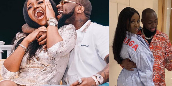 Chioma Deletes The Remaining Photos Of Her And Davido On Instagram, Gives Reason For Dumping Davido