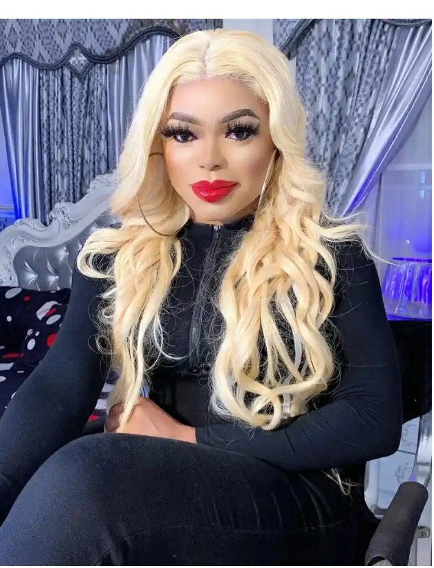 1 Year After A Prophetess Prophesied Sickness for Bobrisky, See How Fresh He's Looking (PHOTOS)
