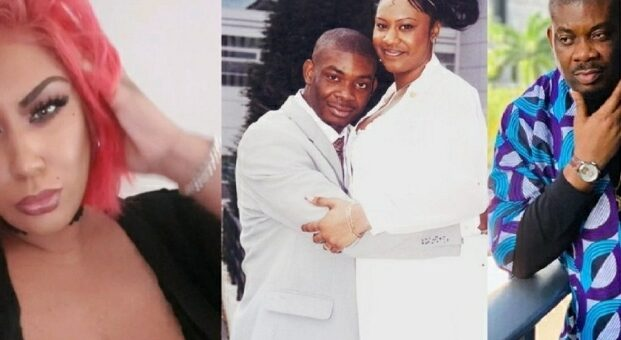 Thank You For Your Kind Expression – Don Jazzy's Ex-wife Thank Him After Revealing A Lot About Her