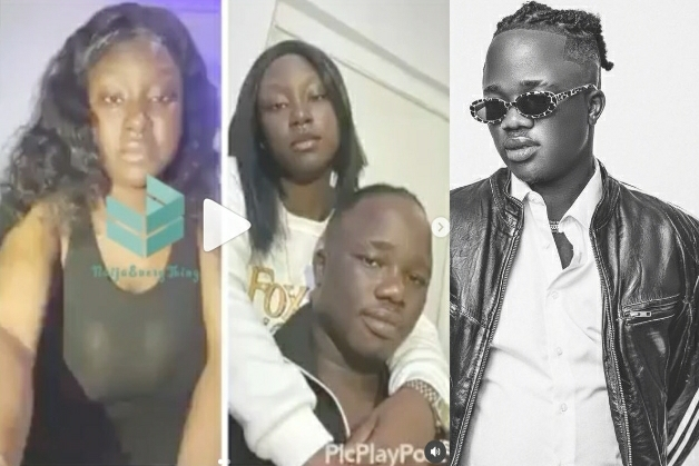 I Am Pregnant For Jamopyper But He Has Refused To Take Responsibility'— Lady Cries Bitterly [VIDEO]