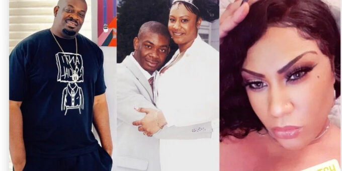 """Thank You For Your Kind Expression"" – Don Jazzy's Ex-Wife Thanks Him After Revealing A Lot About Her"