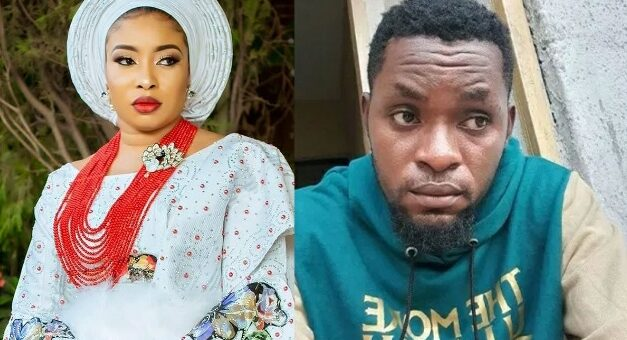 'Time To Expose Your Deadly Atrocities'- Liz Anjorin Declares Comedian, Mark Angel Wanted